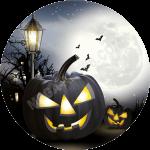 Наклейки на Хеллоуин