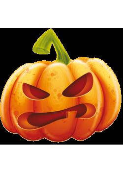 """Подвесная фигура """"Тыква"""" на Хэллоуин ПФ-6"""