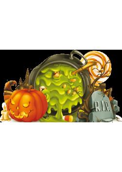Ростовая фигура - Тантамарезка на Хэллоуин РФ-2
