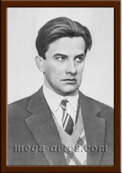 Портрет Маяковский В.В. ПТ-188-1