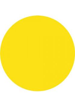 Знак безопасности «Желтый круг для слабовидящих» I-01