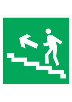 "Знак ""Вверх по лестнице"" E-16"