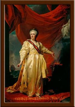 Портрет Екатерина II ПТ-100-2