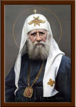 Портрет Патриарх Тихон ПТ-31-1