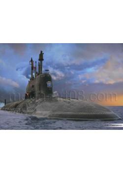 Постер К-560 Северодвинск ПЛ-112