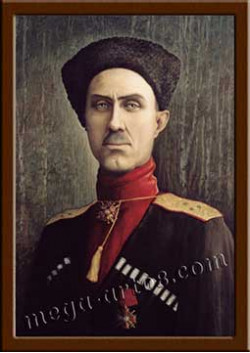 Заказать портрет Врангель П.Н. ПТ-178-1