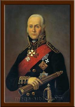 Купить портрет Ушаков Ф.Ф. ПТ-45-1