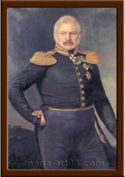 Купить портрет Ермолов А.П. ПТ-54-1