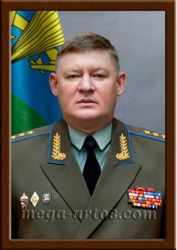 Заказать портрет Сердюков А.Н. ПТ-177