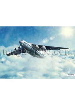 Картина ИЛ-76МД ПЛ-119