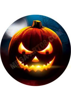 Наклейка На Хеллоуин НК-4