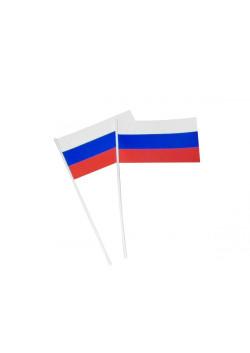 Бумажный флажок России