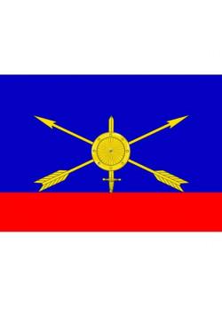Флаг РВСН (Ракетных войск стратегического назначения)