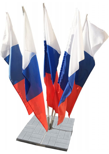 Флажная конструкция Костёр КТ-1
