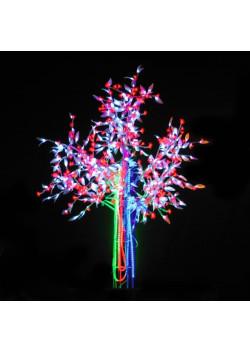Ива цветущая светодиодная, 180 см, 1940 светодиодов