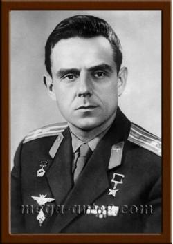 Портрет Комаров В.М. ПЛ-196-1