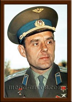 Портрет Комаров В. М. ПЛ-196-3