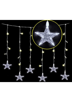 "LED занавес ""Созвездие"" 2х0,9 м"