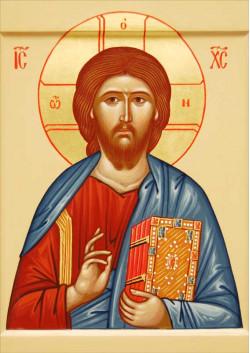 Святая икона Иисус ПТ-317