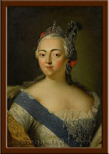 Портрет Елизавета Петровна (период правления 1741-1761гг.)