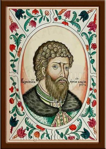 Портрет Ярослав I Владимирович (период правления 1016-1054гг.)