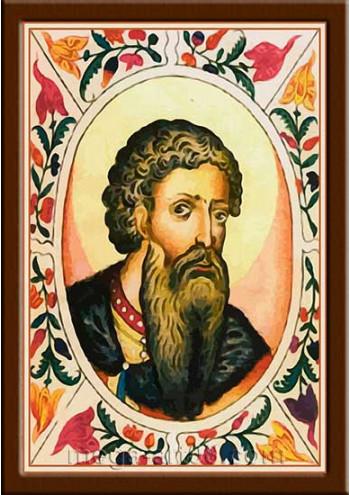Портрет Всеволод I Ярославич (период правления 1076-1093гг.)