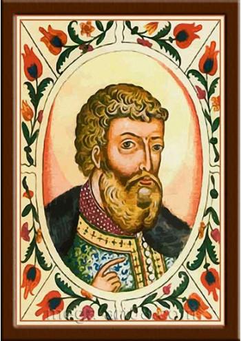 Портрет Мстислав I Владимирович (период правления 1125-1132гг.)