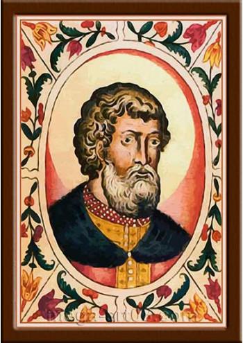 Портрет Всеволод II Ольгович (период правления 1139-1146гг.)