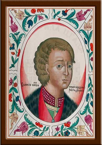 Портрет Юрий I Владимирович (период правления 1149-1151гг.)