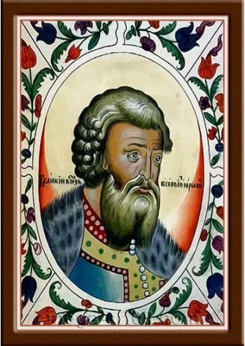 Портрет Всеволод III Юрьевич (период правления 1173гг.)