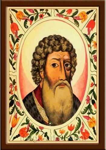 Портрет Даниил Александрович (период правления 1263-1303гг.)