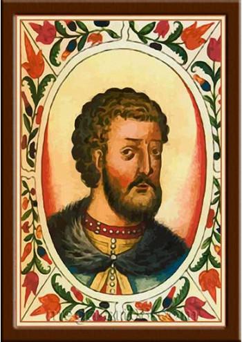 Портрет Иван II Иванович (период правления 1353-1359гг.)