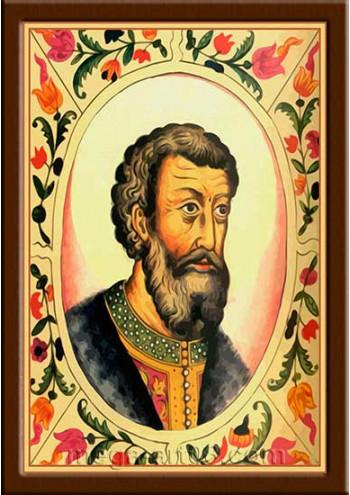 Портрет Василий II Василиевич (период правления 1425-1433гг.)