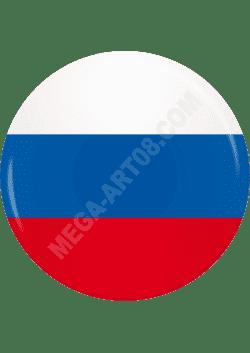 """Подвесная фигура """"Флаг России"""" ПФ-003"""