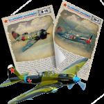 Постеры «Авиация Победы»