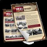 Постеры «Вехи истории ВОВ»