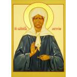 Постеры из серии «Святые иконы»