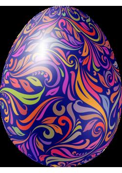 """Подвесная фигура """"Пасхальное яйцо"""" ПФ-13"""