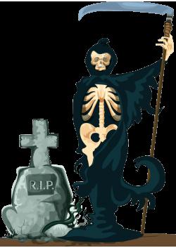 Ростовая фигура - Тантамарезка на Хэллоуин РФ-1