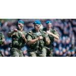 Оформление на День Воздушно-десантных войск