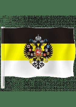 Гербовый флаг Российской империи