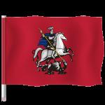 Флаги Москвы и Московской области