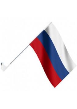 Флаг России на автомобиль