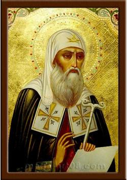 Портрет Патриарх Гермоген ПТ-40-2