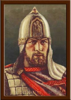 Портрет Невского А.Я.