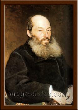 Портрет Фет А.А. ПТ-192-1