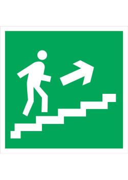 "Знак ""Вверх по лестнице"" E-15"