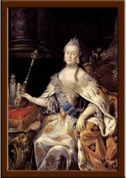 Портрет Екатерина II ПТ-100-1