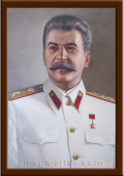 Портрет Сталин И.В. ПТ-14-2