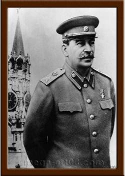 Портрет Сталин И.В. ПТ-14-6